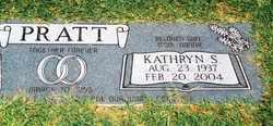 Kathryn S <i>Peterson</i> Pratt