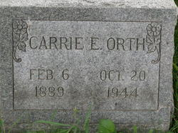 Carrie E. Orth