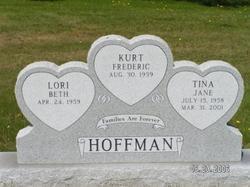Tina Jane <i>Robertson</i> Hoffman