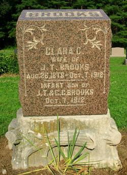 Clara Cecile <i>Romack</i> Brooks