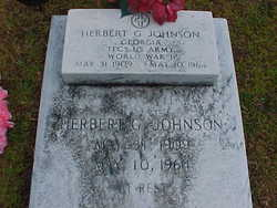 Herbert G. Johnson