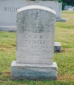 (Nina) Blanche <i>Painter</i> Hollar