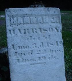 Hannah Jane Harrison