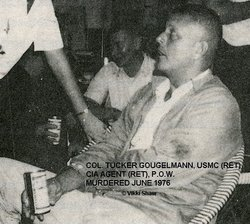 Col Tucker P E Gougelmann
