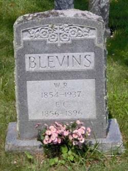 Elizabeth C. <i>Hatcher</i> Blevins