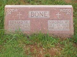 Edward Francis Bone, Sr