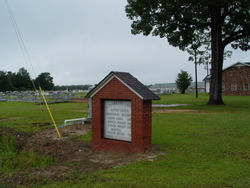 Watermelon Creek Baptist Church Cemetery