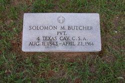 Solomon Marion Butcher