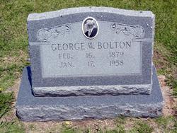 George W Bolton