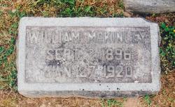William McKinley Barton
