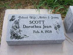 Dorothea Jean Scott
