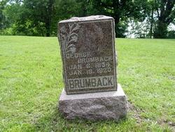 George Brumback
