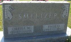 Orpha Mae <i>McGrew</i> Smeltzer