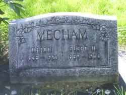 Susan Maretta <i>Lyon</i> Mecham