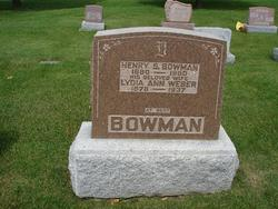 Henry S Bowman
