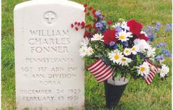 Sgt William Charles Fonner