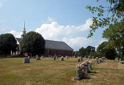 Flemings Chapel Baptist Church Cemetery