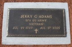 Spec Jerry Gwyn Adams