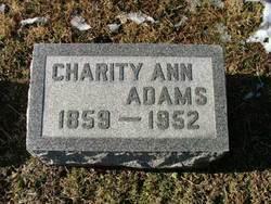 Charity Ann Adams