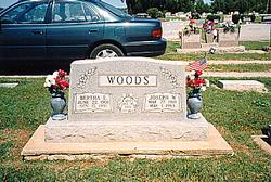 Bertha Edna <i>Conyers</i> Woods