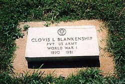 Clovis L. Blankenship