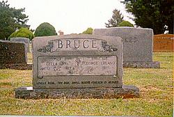 Adella Josephine Della Jo <i>Carlson</i> Bruce