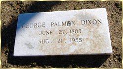 George Palmon Dixon