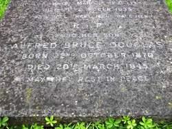 Alfred Bruce Bosie Douglas
