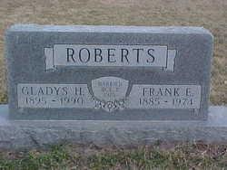 Frank E Roberts