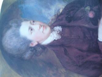 Margaret Georgiana <i>Poyntz</i> Spencer