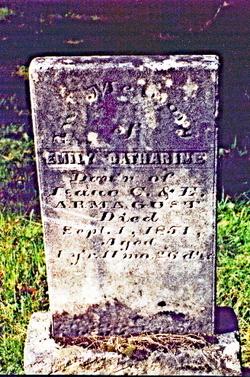 Emily Catherine Armagost