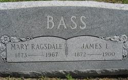 Mary Alsena <i>Ragsdale</i> Bass