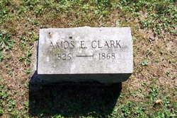 Pvt Amos E Clark
