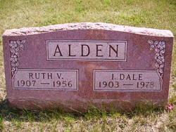 Ruth Vance <i>Poor</i> Alden