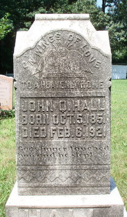 John Q Hall