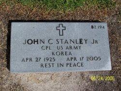John C Stanley, Jr