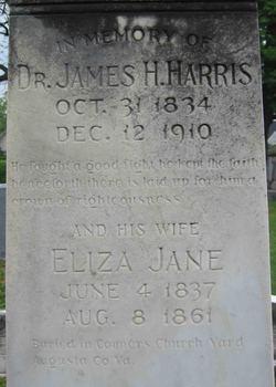 Dr James H. Harris
