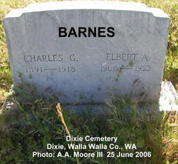 Charles Grover Barnes