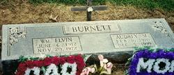 Audrey Mary <i>McCann</i> Burnett