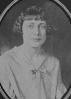 Esther May <i>McKim</i> Clay