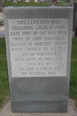 Cross Keys Cemetery