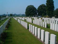 Dadizeele New British Cemetery