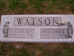 William Edward Billy Ed Watson
