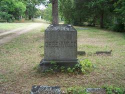 Annie E. <i>Hardie</i> Greenwood