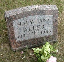Mary Jane <i>Callahan</i> Aller