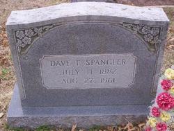 David Franklin Spangler