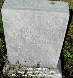 Violet Brohn