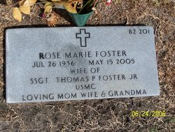Rose Marie Foster