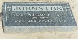 William E. Johnston