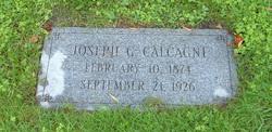 Joseph G Calcagni